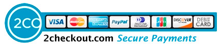 2checkout secure payments