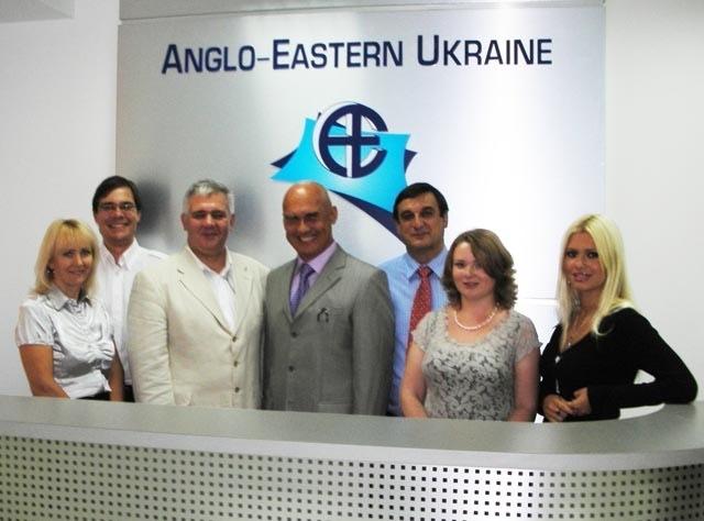 AE-UA staff