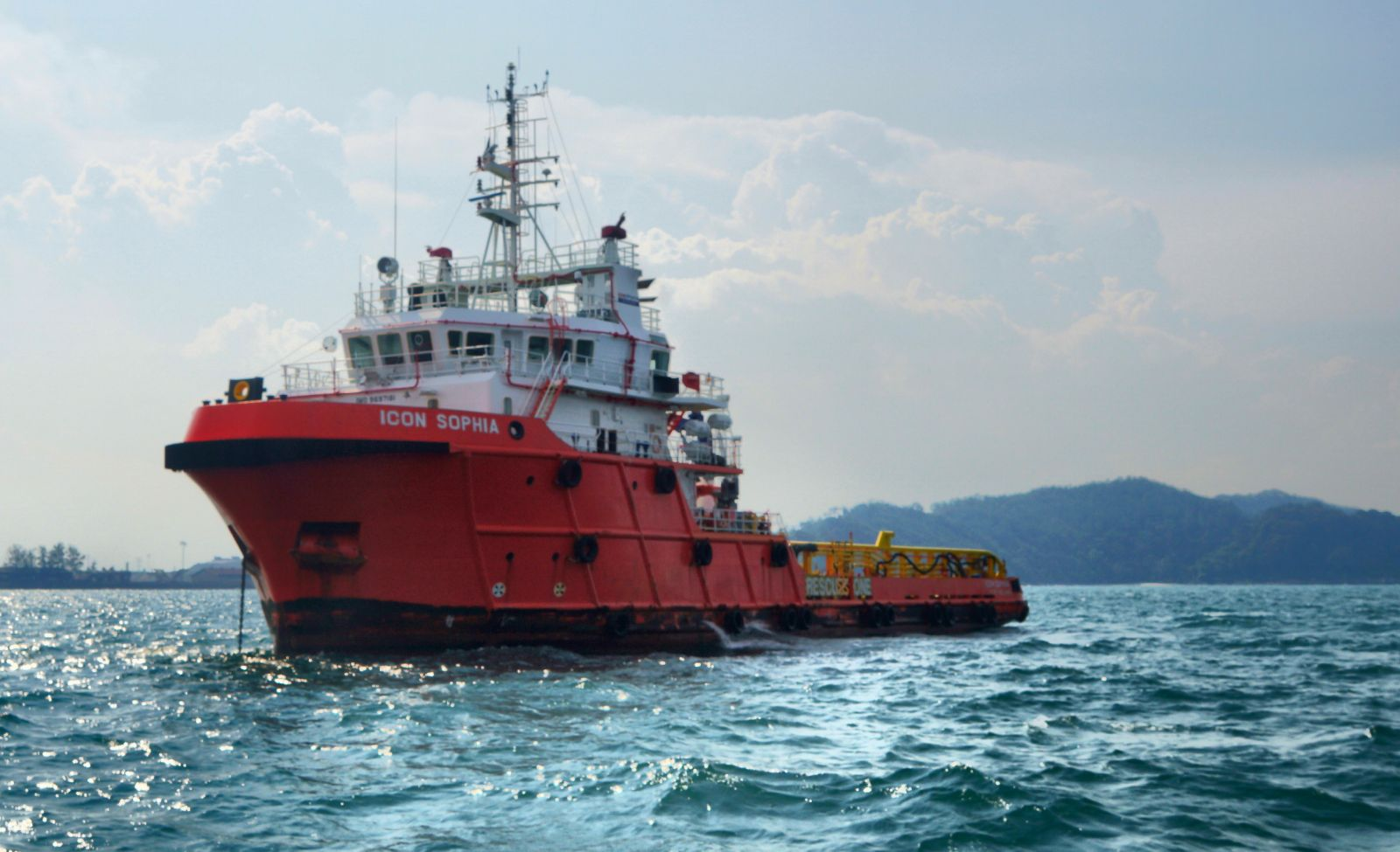 Oiler at Nimbus Maritime Group