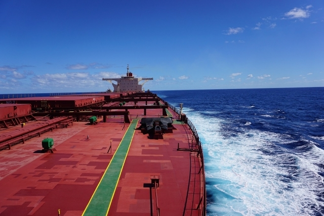 Requiring the Crew for Bulk Carriers